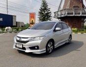 Honda City 1.5 SV Auto 2016 สีเทา