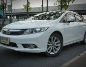 Honda Civic 1.8 FB  E i-VTEC  ปี 2012