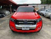 ขายรถเก๋ง Ford Ranger 4 ประตู ยกสูง 2.2XLT ปี 2018