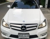 ขายรถเก๋ง Benz C180 coupe รุ่นปี 2013