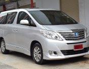 Toyota Alphard 2.4 (ปี 2014) HV Van AT ราคา 1,450,000 บาท