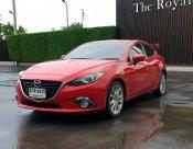 2017 Mazda 3 2.0 S Sports hatchback  ขายถูก  ‼️