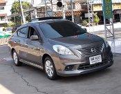Nissan Almera 1.2 E ปี12 รถบ้านมือเดียวสวยไม่แก็สภายในกว้างนั่งสบายขับดีเล่มพร้อมโอน