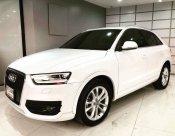 2013 Audi Q3 TFSI suv