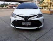 2017 Toyota VIOS 1.5 E sedan