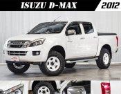 ISUZU D-MAX CAB 4  3.0 Z AT ปี 2012