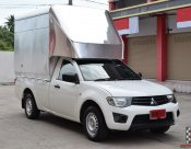 Mitsubishi Triton 2.4 SINGLE (ปี 2015) CNG Pickup MT