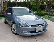 ขายรถเก๋ง HONDA ACCORD 2.4el  i-VTEC MC ปี 2006