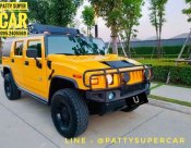 2005 Hummer H2 6.0 4WD truck