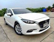 2017 Mazda 3 2.0 C Sports hatchback ออกรถฟรีๆ ไม่ต้องดาวน์ ⚡