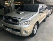 ขายรถ TOYOTA VIGO A CAB 2.5G เกียร์ธรรมดา ปี 2010 สีเงิน
