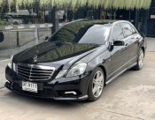 Benz E200 CGI AMG sedan ไมล์น้อย 83000km
