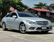 2010 Mercedes Benz E250 Cgi BE Coupe AMG W207