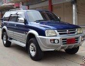 Mitsubishi Strada G-Wagon 2.8 (ปี 2002) GLS SUV AT ราคา 219,000 บาท