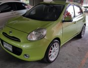 2011 Nissan MARCH 1.2 V hatchback