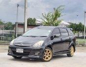 ท้าให้มาลองน้องๆป้ายแดงฟิลลิ่งมาเต็ม สีเข้มดูมีพลัง Toyota Wish 2.0 Q Limited ปี06
