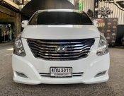 Hyundai H1 Grand starex VIP 7 ที่นั่ง ป้ายดำ ปี2014