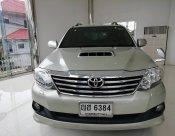 2011 Toyota Fortuner 3.0 V 4WD suv ดาวน์ 0%