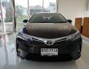 2016 Toyota Altis sedan ดาวน์ 0%