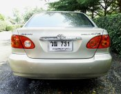 2002 Toyota Altis sedan