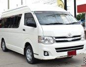 Toyota Hiace 2.7 COMMUTER (ปี 2012) VVTi Van MT