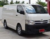 Toyota Hiace 2.5 ตัวเตี้ย (ปี 2011) D4D Van MT