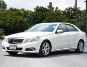Benz E200 CGI Sedan Avantgarde ปี 2010