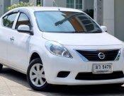 2012 Nissan Almera 1.2 V sedan