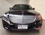 2016 Mercedes-Benz C180 1.6 W205 sedan