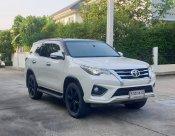 2017 Toyota Fortuner 2.8 TRD Sportivo suv จัดได้เต็ม!!