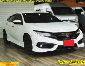HONDA CIVIC FC 1.5TURBO RS AT 2017