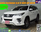 Toyota Fortuner 2.8 V SUV AT 2019