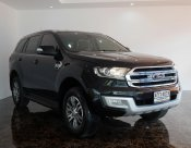 FORD EVEREST 3.2 TITANIUM PLUS 4WD ปี2015 BLACK - 4กว-4878