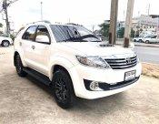 2014 Toyota Fortuner 2.4 V suv