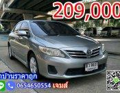 📌 ฟรีดาวน์ 📌ไม่ต้องค้ำ 🔰 รถมือเดียวสวยๆ    🔰 Altis 1.6 CNG Auto 2011  🔰