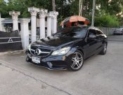 """Mercedes Benz E200 Coupe AMG Dynamic ( W207 ) """" Facelift"""