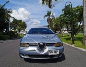 2004 Alfa Romeo 156 Selespeed sedan