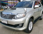 TOYOTA FORTUNER 2.5 G ปี2013