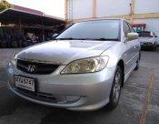 ขายรถเก๋ง 4 ประตู Honda CIVIC Dimension RX Sports 2005