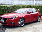2017 Mazda 3 2.0 S Sports hatchback