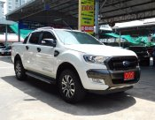 Ranger 2.2 DOUBLE CAB Hi-Rider WildTrak Pickup AT ปี 2016