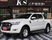 Ford Ranger 2.2 DOUBLE CAB ปี2016 สีขาว