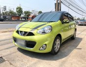 2013 Nissan MARCH VL Sport Version hatchback
