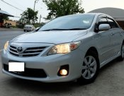 TOYOTA ALTIS 1.6 [E] CNG  AT ปี 2011