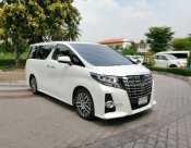 2016 Toyota ALPHARD 2.5 S C-Package wagon
