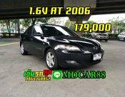 ฟรีดาวน์ Mazda3 1.6V AT 2006