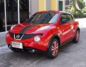 Nissan Juke 1.6 V ปี14  รถบ้านสวยขับดีน่าใช้เครื่องช่วงล่างแน่นสภาพสมบูรณ์พร้อมหาใช้