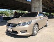2013 Honda ACCORD 2.0 EL NAVI รถสวยพร้อมใช้ เดิมๆไม่เคยติดแก๊ส