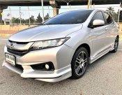 2015 Honda CITY 1.5 S CNG sedan รถมือเดียว ไม่เคยทำสีแม้แต่ชิ้นเดียว สวยจัด