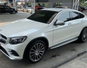 Benz GLC250d AMG 4 MATIC Coupe ปี 16